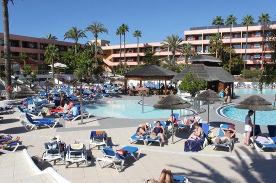 La Siesta Hotel: Kiddies pool