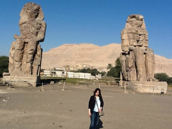 Steigenberger Nile Palace Luxor: Site Seeing
