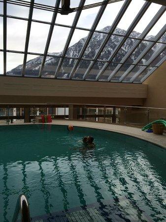 G'sund & Natur Hotel DIE WASNERIN: pool