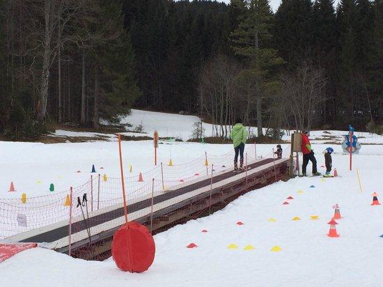 G'sund & Natur Hotel DIE WASNERIN: kid training