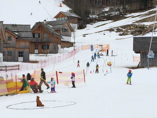 G'sund & Natur Hotel DIE WASNERIN: Loser Altaussee ski area for kids