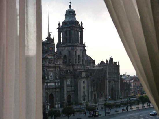 Best Western Hotel Majestic: Vista dalla nostra stanza
