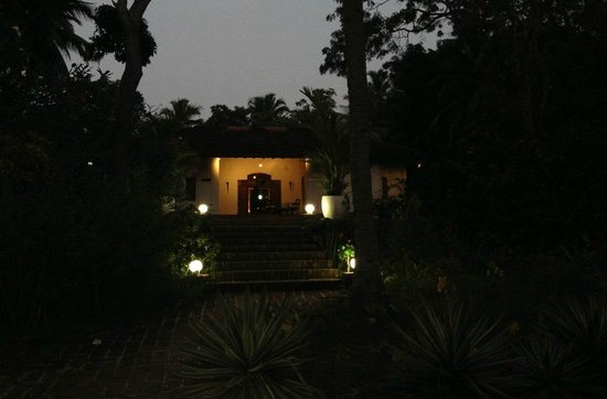 Templeberg Villa: Evening at Templeberg