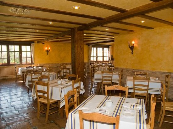 Comedor Restaurante - Picture of Restaurante Calera, Valle de ...