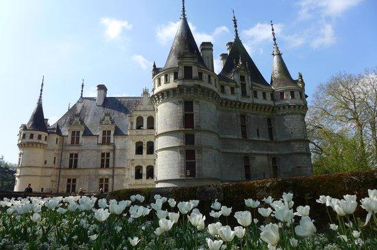 Château d'Azay-le-Rideau : Chateau of Azay-le-Rideau