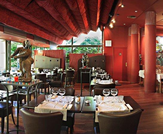 La rotonde aix les bains restaurant avis num ro de - Restaurant la folie des grandeurs aix les bains ...
