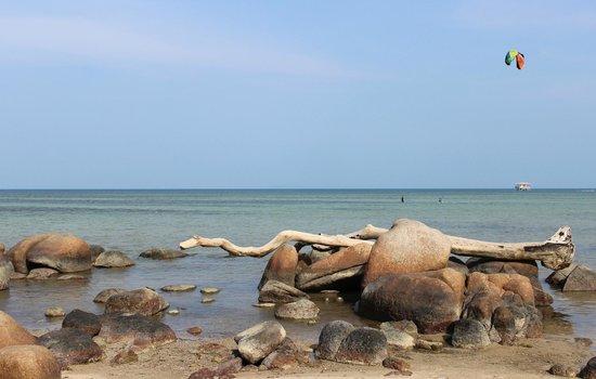 Bintan Agro Beach Resort: Beach