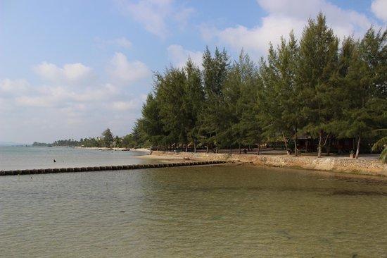 Bintan Agro Beach Resort: View from room