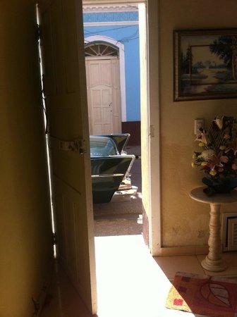 Hostal Milagros Pineda Tamayo : Views!