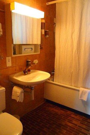 Hotel Eiger Grindelwald: バスルーム