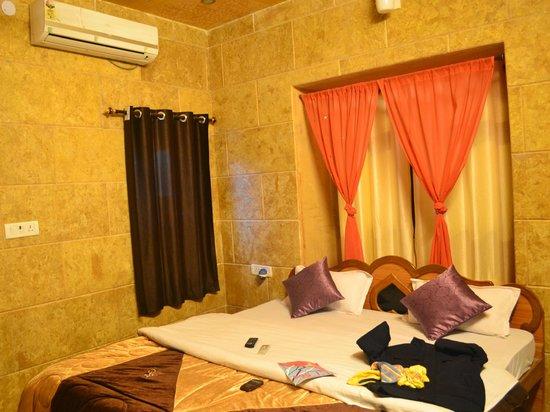 Mystic Jaisalmer Hotel: Room were I stayed.
