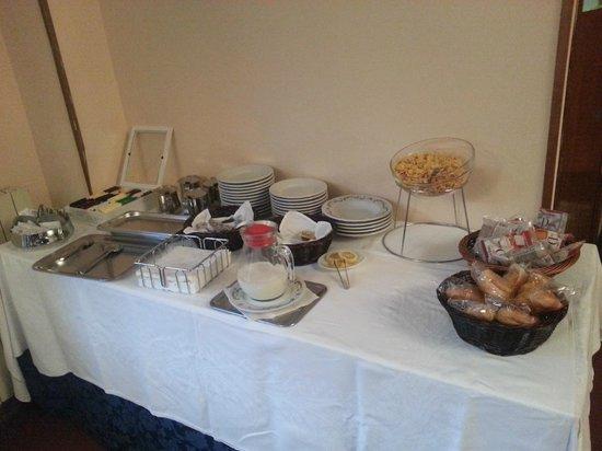 Priori Hotel: Sala dieta......:(