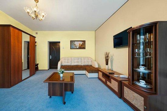 Ukraine Hotel: Suit