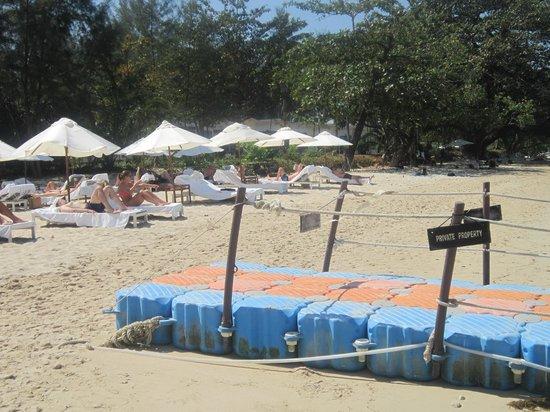 The Sarojin jetty