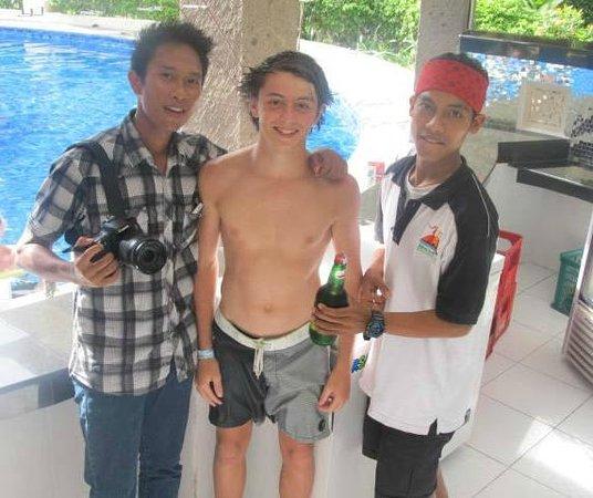 Melasti Legian Beach Resort & Spa: Great staff, very friendly