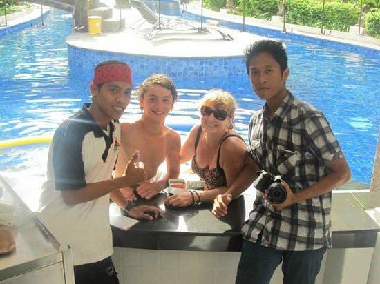 Melasti Legian Beach Resort & Spa: We miss this place and the people