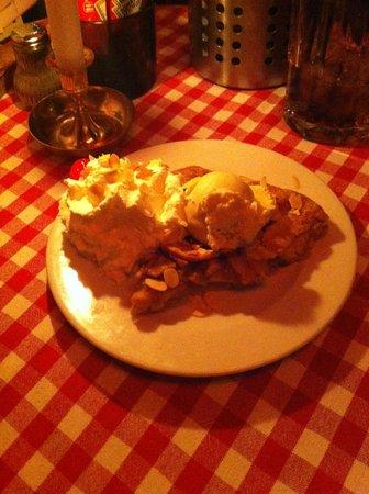 White Trash Fast Food: tarta de manzana
