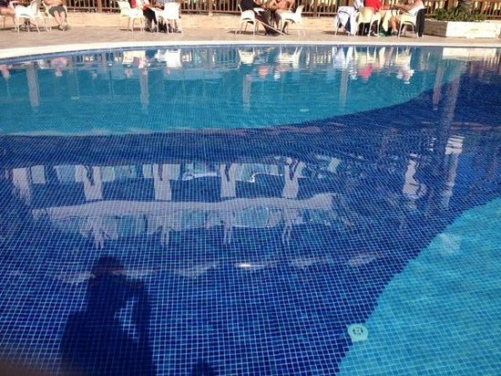 Seher Resort & Spa: The pool