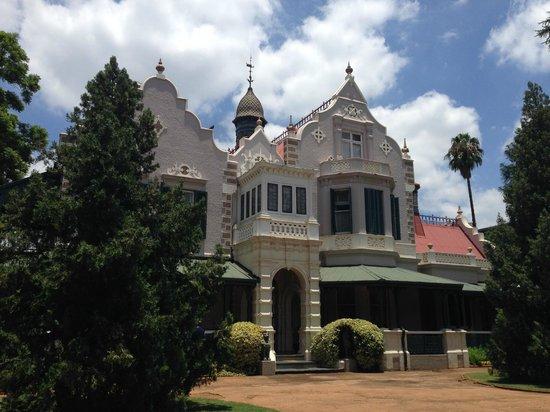 Melrose House: Melrose House
