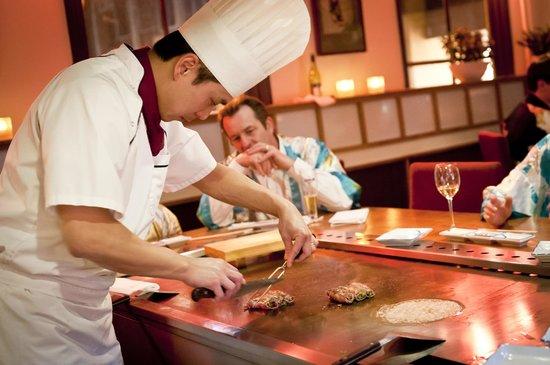 japans restaurant uden