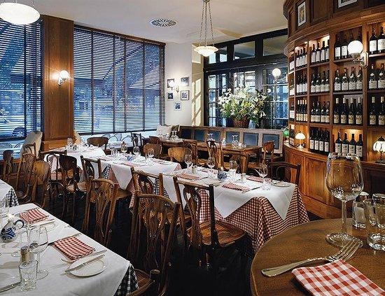 Kempinski Hotel Bristol: Restaurant
