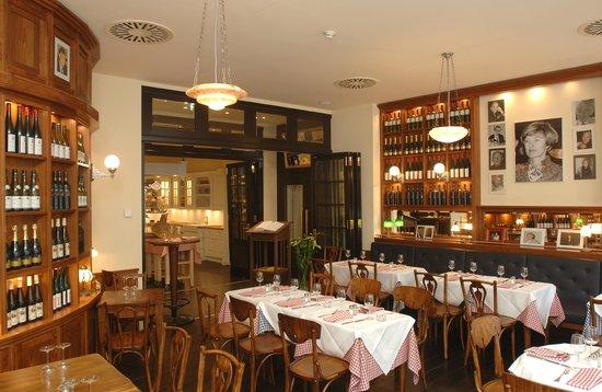 Kempinski Hotel Bristol: Reinhard's Landhausküche