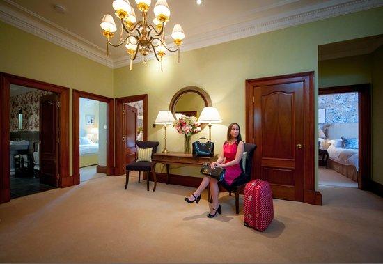 Alexander Residence: Barossa Hallway