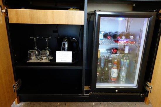 Rydges Perth: Executive King Room - Mini-bar