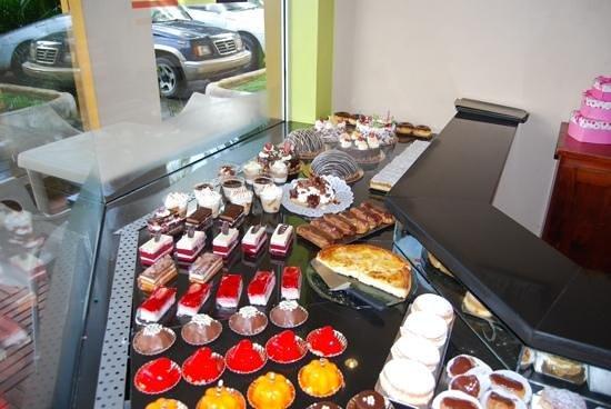 Belgium Bakery: pastries