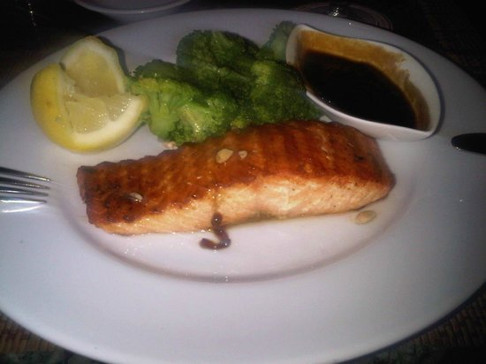 Sarova Stanley: Salmon - customized preparation