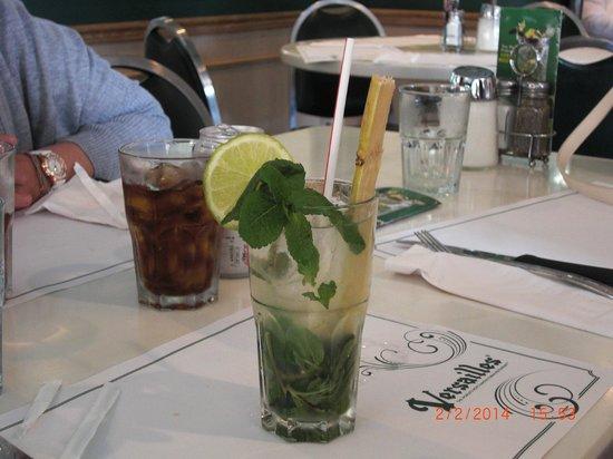 Versailles Restaurant : Bebida cubana - muita boa, vale a pena provar.