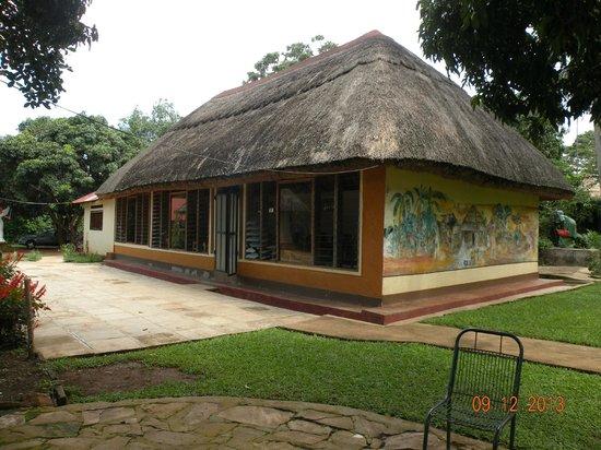 Entrance - Banana Village: .