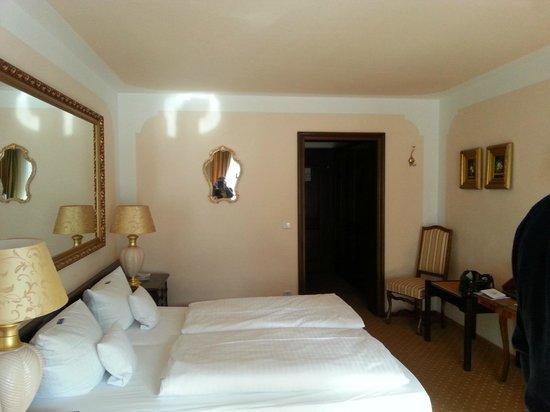 Hotel Ludwig Royal: Zimmer
