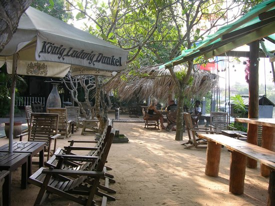 Serena Villa Restaurant: Serena Beach Garden