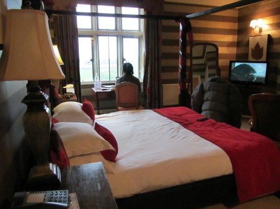 Stanton Manor Hotel: room no 1