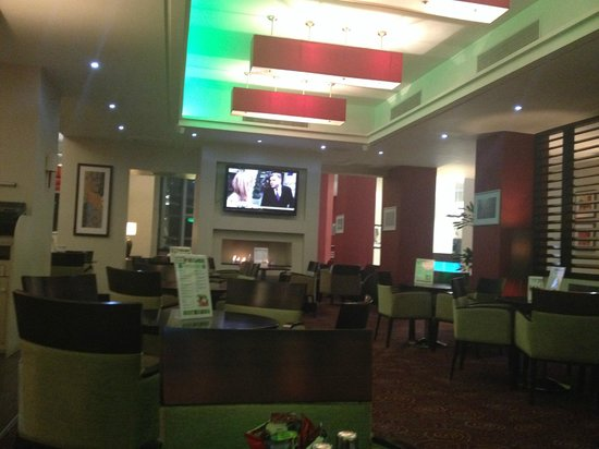 Holiday Inn Birmingham Airport: BAR