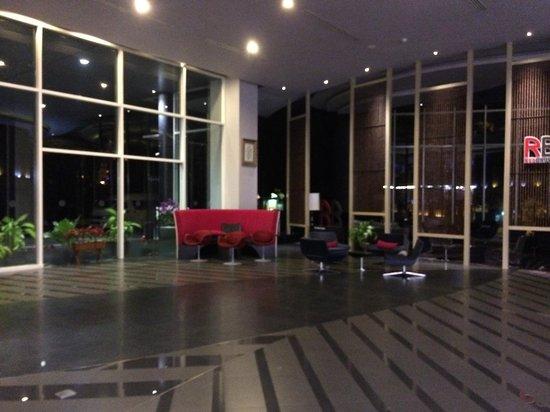 Best Western Premier Amaranth Suvarnabhumi Airport : Lobby