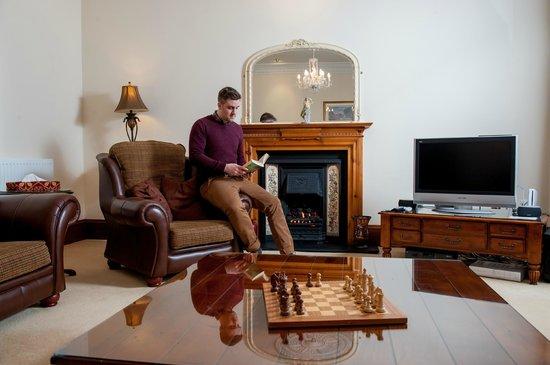 Alexander Residence : Barossa Living Room