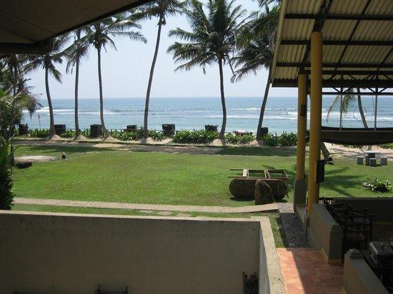 Insight Resort: Вид с веранды