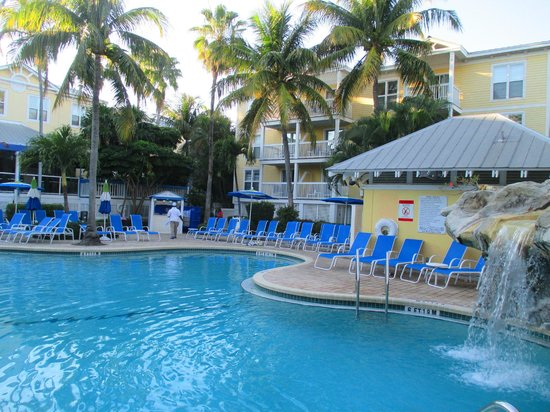 Sheraton Suites Key West: Pool Deck