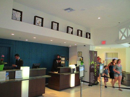 Sheraton Suites Key West: Lobby area