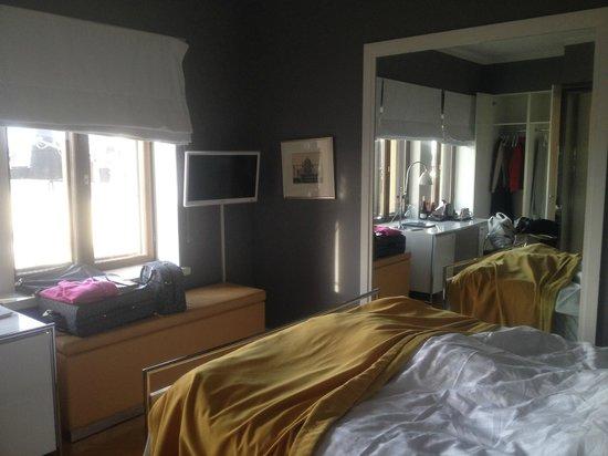 Solo Sokos Hotel Torni: intellignet details