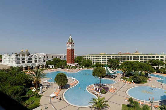 Photo of Venezia Palace Deluxe Resort Hotel Antalya