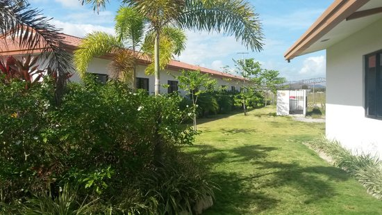 Hotel Cocle : View from the Gym