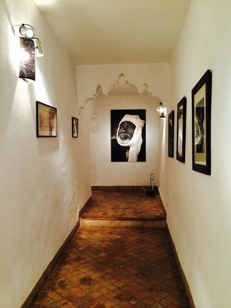 Dar Tchaikana : Entrance corridor