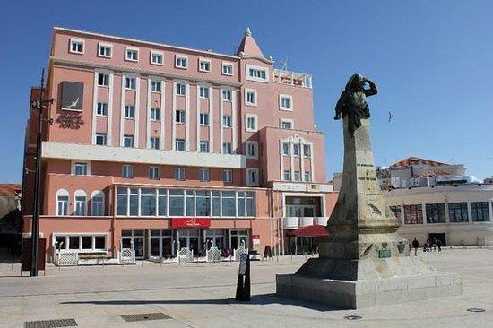 Grande Hotel de Povoa : Vista Exterior do Hotel