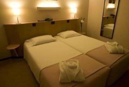 Grande Hotel de Povoa: Quarto Twin standard