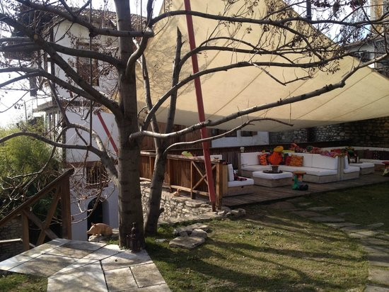 Gulevi Safranbolu : Patio