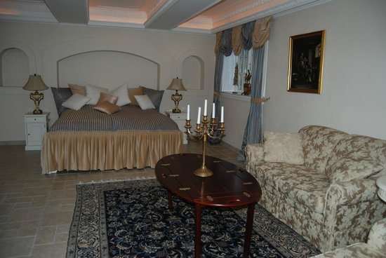 Skrobelev Gods Manor House : Vores lækre suite