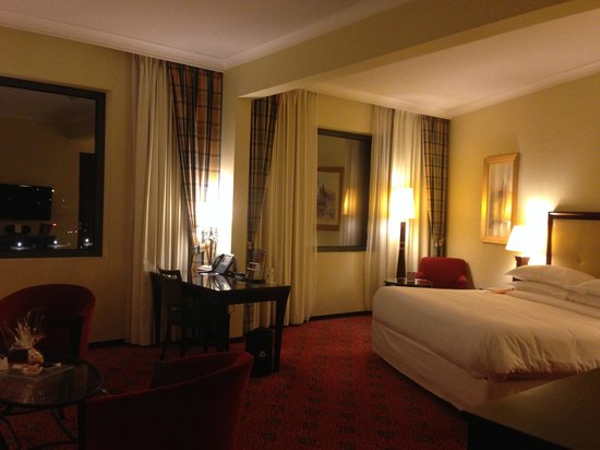 Sheraton Grand Krakow: The junior suite
